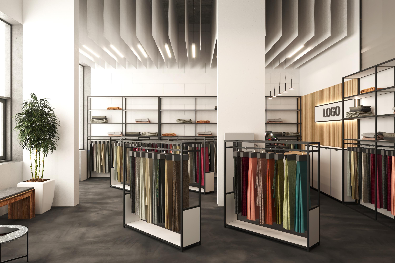 Магазин одежды; МО, Коммунарка